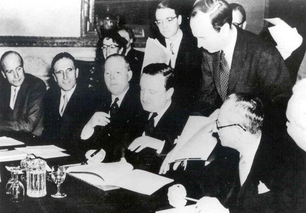 «Συμφωνία Χρέους» του Λονδίνου 27 Φεβρουαρίου