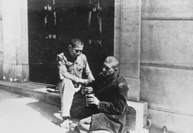 Αθήνα 1943. (Photo by Keystone/Hulton Archive/Getty