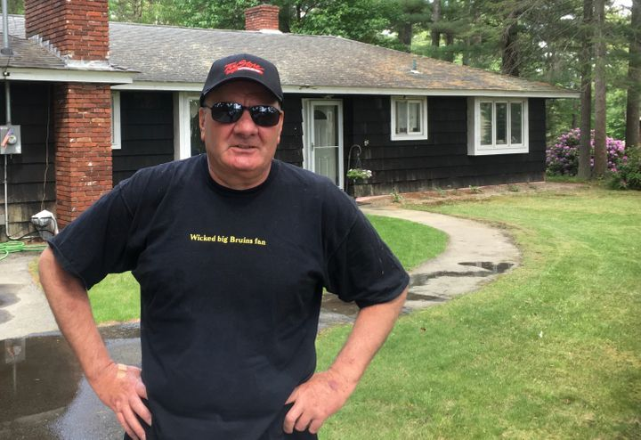 Windham town selectman and Donald Trump supporter Bruce Breton is pushing for a statewide audit of the election because he ca