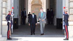 El rey Felipe VI hace algo pocas veces visto durante una visita oficial: la clave está en la