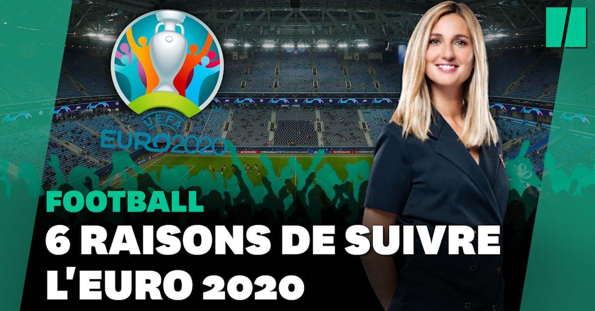 6 raisons de suivre l'Euro 2021 de foot selon Marie Portolano
