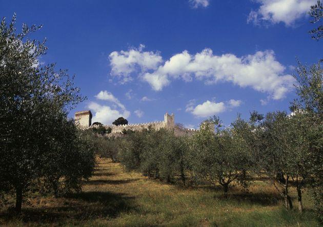 Fortress of the Lion, Castiglione del Lago, Umbria, Italy, 13th-16th
