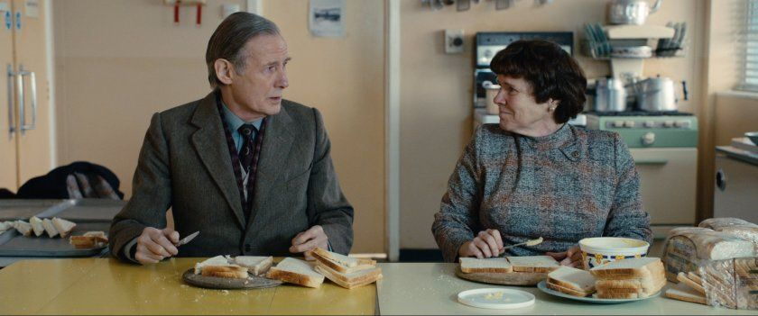 Bill Nighy and Imelda Staunton in