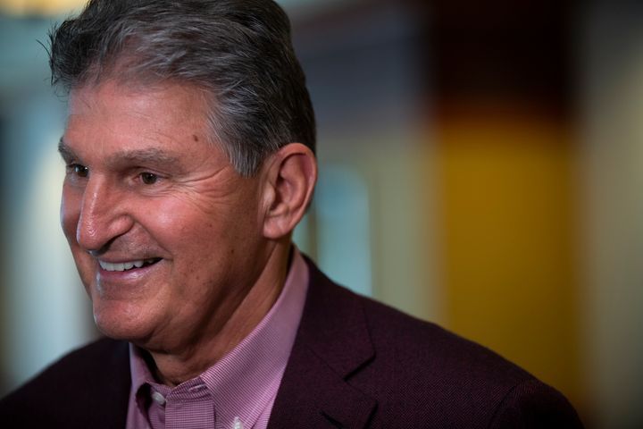 Voting rights groups are hoping to ramp up pressure on West Virginia Sen. Joe Manchin, a key Democratic holdout on major voti