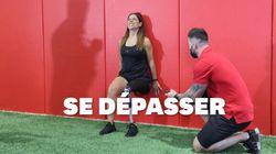 Amputée d'une jambe, cette sportive libanaise a battu le record de l'exercice de la