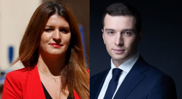 The Bardella-Schiappa debate for the regional ones goes badly among the other candidates (Photo Thomas ...