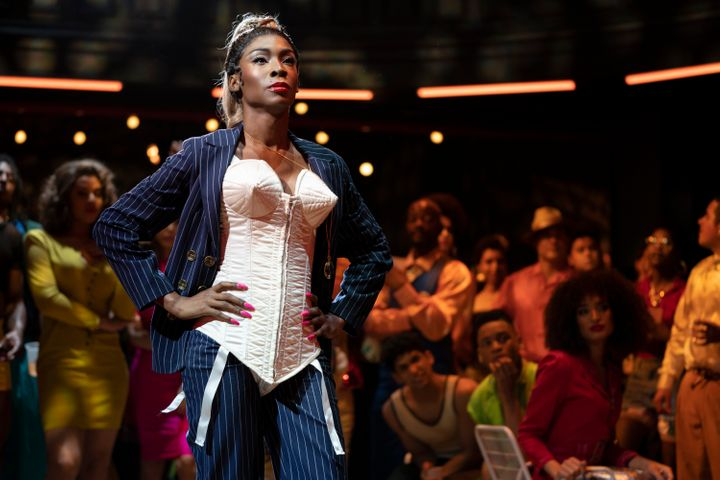 """Angelica Ross as Candy Ferocity on FX's """"Pose."""""""