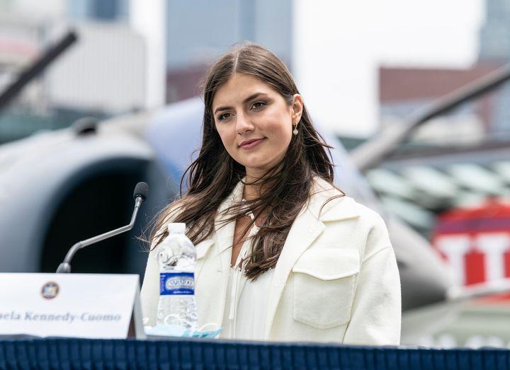 Michaela Kennedy-Cuomo in 2020.