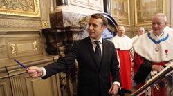 Macron annonce des
