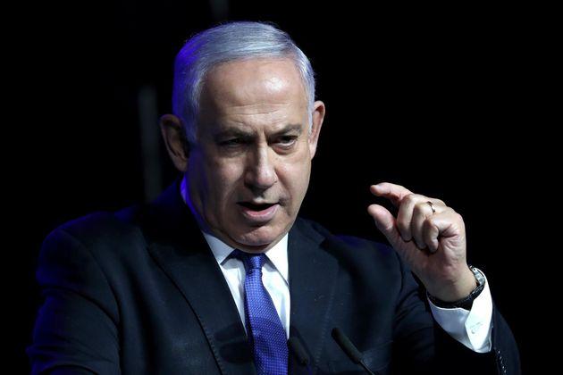 El primer ministro israelí en funciones, Benjamin