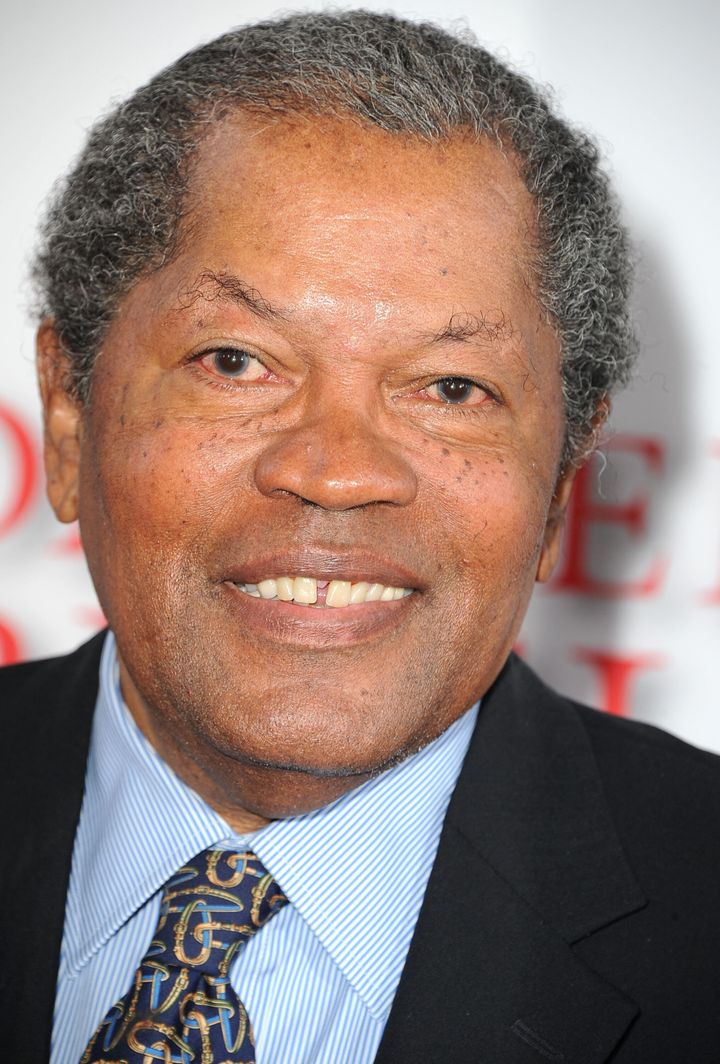 """Actor Clarence Williams III at the """"Lee Daniels' The Butler"""" premiere in 2013. He died on Friday at the age of 81."""
