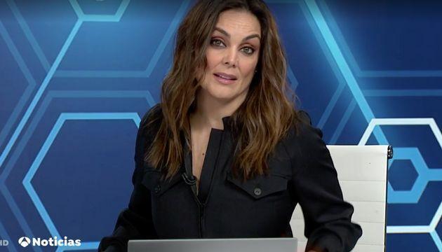Mónica Carrillo en Antena