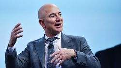 Jeff Bezos, fundador de Amazon, anuncia que viajará al