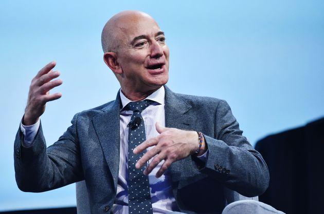 Jeff Bezos, CEO de