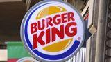 BARCELONA, SPAIN - 2019/10/03: Burger King logo seen in Paseo de Gracia. (Photo by Keith Mayhew/SOPA Images/LightRocket via Getty Images)