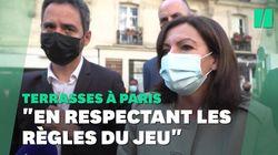 Les terrasses éphémères à Paris vont devenir