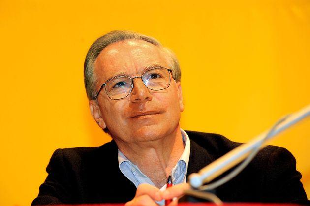 BOLOGNA, ITALY - OCTOBER 30: Trade union CGIL executive secretary Guglielmo Epifani chairman of national...