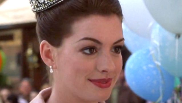 'Princess Diaries' Character Chimes In On Harry and Meghan's Baby News.jpg