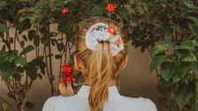 Scrunchies Are The Fashion Nostalgia We All Need Right Now