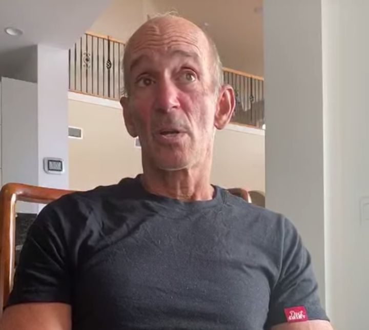 Dr. Joseph Mercola, seen here in a YouTube video.