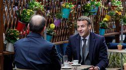 Pourquoi Macron a choisi la Drôme avant la réouverture des