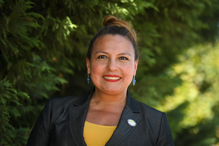 Virginia Del. Elizabeth Guzman (D) is one of several critics of corporate power locked in a tough reelection battle. Opponent