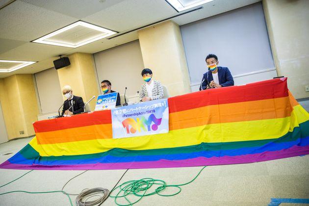 「国全体へのエンジンに」東京都同性パートナーシップ制度の請願採択、当事者ら早期実現を求める