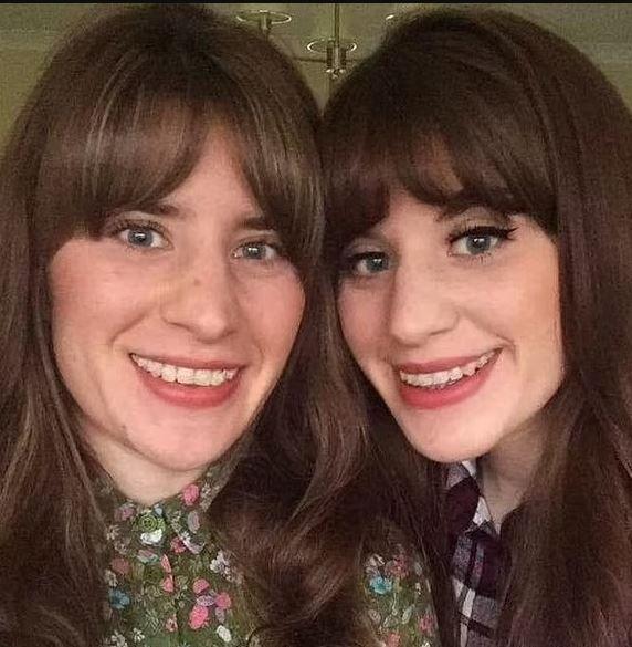 멜리사(왼쪽)과
