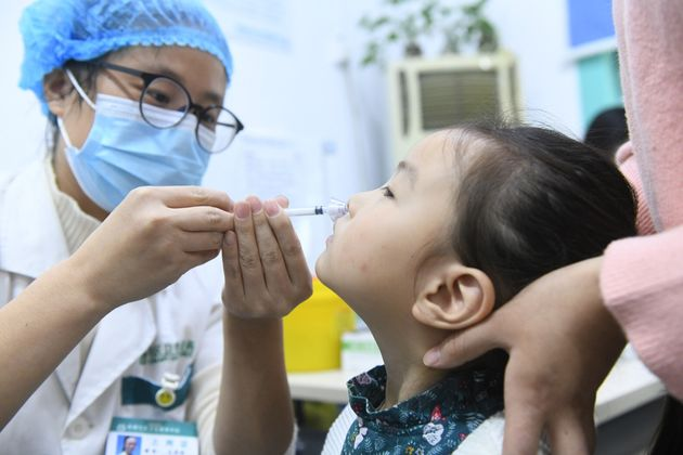 Κίνα: Εμβολιασμοί κατά του κορονοϊού από την ηλικία των 3