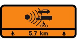 La DGT explica qué significa esta señal: desmonta un