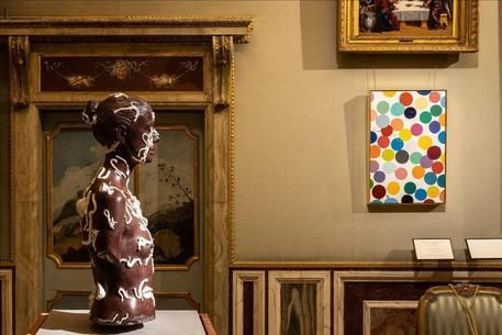 La Galleria Borghese dialoga con Damien