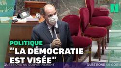 Castex dénonce l'agression de Macron et appelle à un