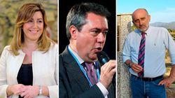 EN DIRECTO: Debate entre Susana Díaz, Juan Espadas y Luis Ángel Hierro en las primarias del