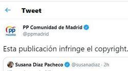 La respuesta del PP de Madrid a Susana Díaz: muchos han tenido que mirar dos veces que es