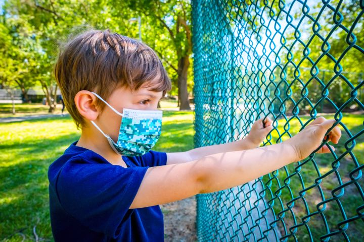 For some children, this next phase of the pandemic could be stressful. Here's how parents can help.