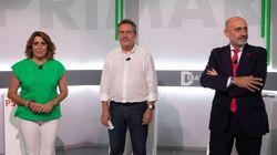 Susana Díaz defiende un PSOE-A no dirigido desde Madrid y Espadas pide un partido