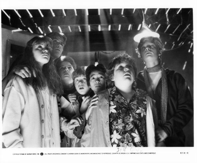 1985年公開の映画『グーニーズ』
