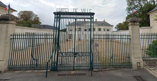Illustration de l'Hôtel de Ville de Draveil, dans