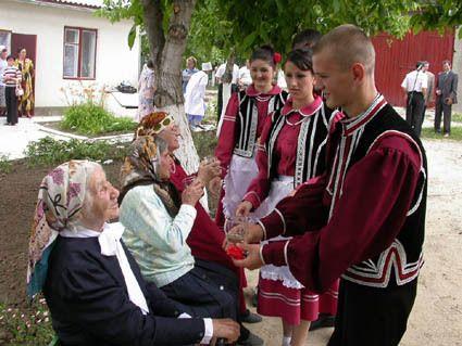 Γκαγκαούζοι με παραδοσιακή