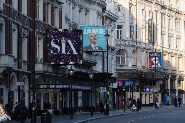 Theatres were forced to close their doors in March last year, with some still not having