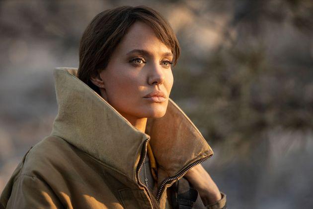 Η Αντζελίνα Τζολί στην ταινία