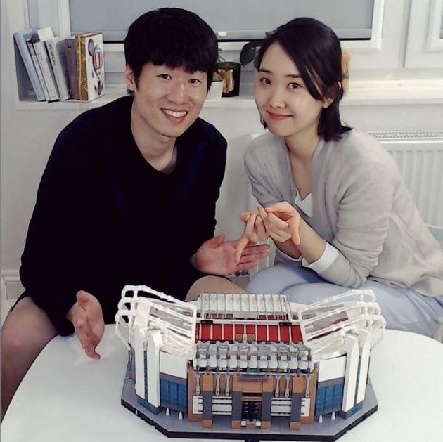 박지성-김민지