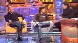 Recuperan este momento de Fernando Alonso y Antonio Lobato en
