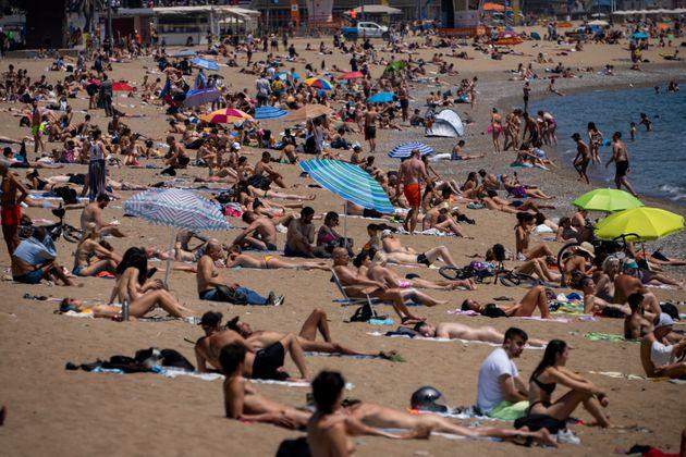 Βαρκελόνη, Ισπανία (AP Photo/Emilio