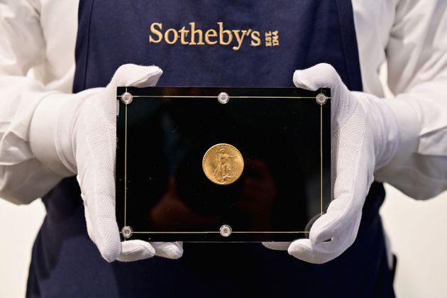 Ο «Διπλός Αετός» του 1933 έγινε το ακριβότερο νόμισμα στον