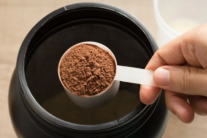 Pre-workout powders shouldn't be consumed neat.