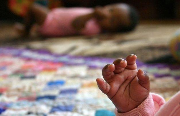 Gosiame Thamara Sithol attendait huit enfants avant l'accouchement. (Photo d'illustration FATI MOALUSI...