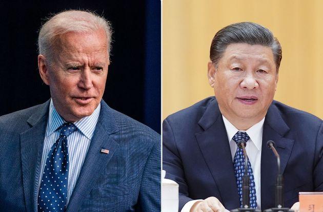 Joe Biden, Xi