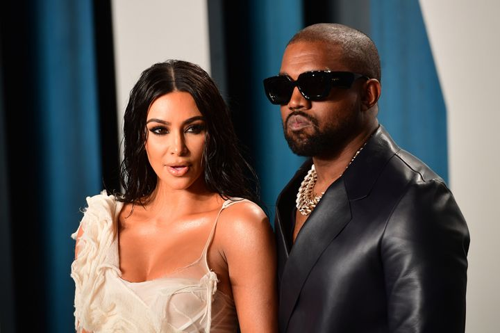 Kim Kardashian and Kanye West split in February after six years of marriage.