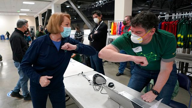 Seattle Is 1st Major City To Fully Vaccinate 70%: Mayor Jenny Durkan.jpg